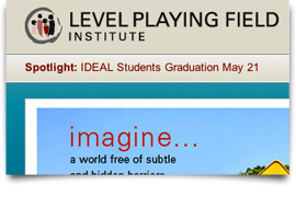 Level Playing Field Institute