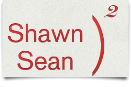 Shawn/Sean Squared