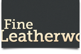 Fine Leatherworking